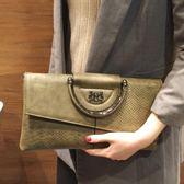 雙十一狂歡2018時尚女士手拿包韓版百搭手提包大容量