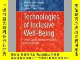 二手書博民逛書店Technologies罕見of Inclusive Well-BeingY405706 Anthony Le