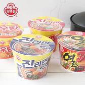 韓國 OTTOGI 不倒翁 碗裝拉麵 碗麵 泡麵 拉麵 辛辣拉麵 辛辣麵 金拉麵 鮮蝦拉麵