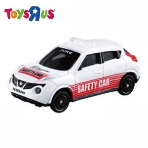 玩具反斗城  Tomica 獨家 TRU Original NISSAN JUKE TSUKUBA CIRCUIT SAFETY CAR