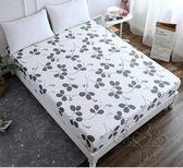 (百貨週年慶)床罩 加厚床罩保護套寬1.5米床笠單件棉