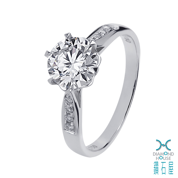 【鑽石屋】1.02克拉鑽石戒指