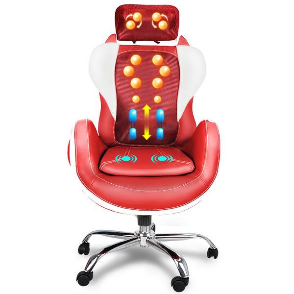 按摩椅 茗振3D機械手按摩椅家用老人全自動多功能全身居家辦公休閒沙發椅  mks雙11