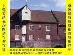 二手書博民逛書店Brick罕見and Clay Building in Brit