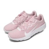 Nike 慢跑鞋 Wmns Explore Strada 粉紅 白 女鞋 運動鞋 【ACS】 CD7091-602