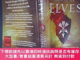 二手書博民逛書店Blood罕見of Elves: Starring The witcher(詳見圖)Y6583 Andrzej