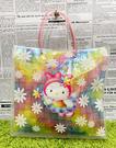 【震撼精品百貨】Hello Kitty 凱蒂貓~日本SANRIO三麗鷗KITTY塑膠袋/購物袋-春天*93453