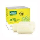 澳洲 Thursday Plantation 星期四農莊 茶樹純淨皂 (3入) 125gx3 茶樹肥皂 洗臉皂 身體皂 肥皂 洗臉 洗手皂