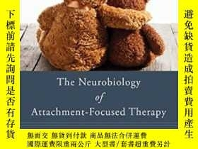 二手書博民逛書店The罕見Neurobiology Of Attachment-