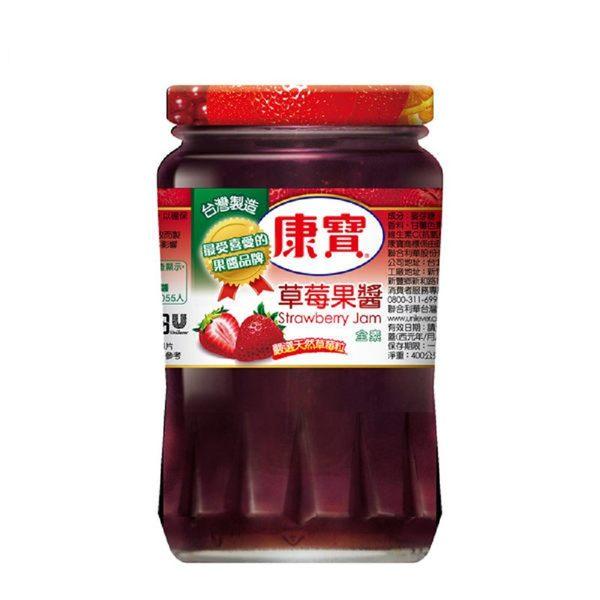 康寶 果醬草莓 400g