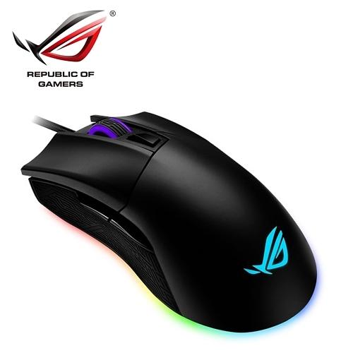 【ASUS 華碩】ROG Gladius II Origin 電競滑鼠