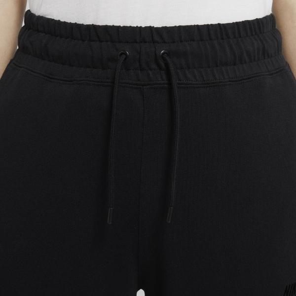 NIKE SPORTSWEAR 女裝 長褲 休閒 慢跑 純棉 針織 黑【運動世界】CQ9900-010