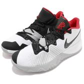 Nike 籃球鞋 Kyrie Flytrap EP 白 黑 灰紅 厄文 子系列 男鞋 Irving 【PUMP306】 AJ1935-102