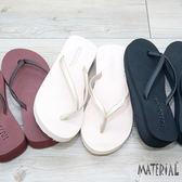 拖鞋 夏季防滑中底拖鞋 MA女鞋 C3011