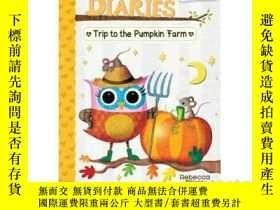 二手書博民逛書店The罕見Trip to the Pumpkin FarmY34