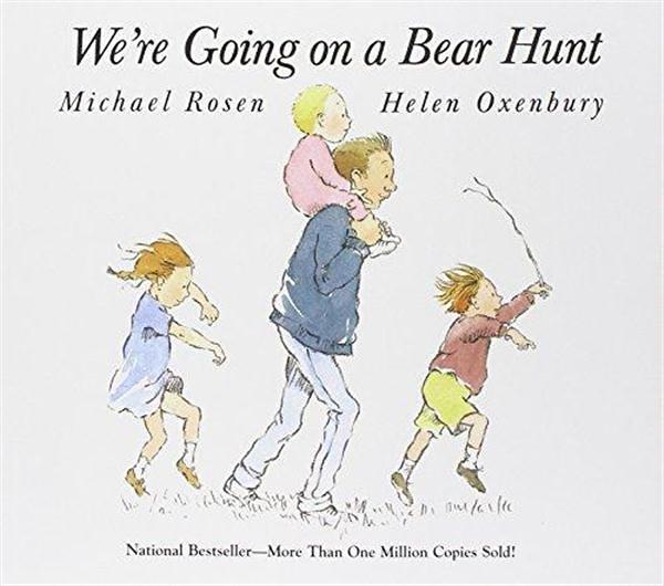 (二手書)Were Going on a Bear Hunt