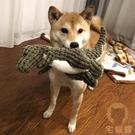狗狗玩具發聲耐咬毛絨用品磨牙小狗金毛寵物...