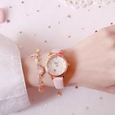 手錶兒童女童防水防摔卡通粉幼兒園數字小學生公主電子錶可愛韓版 【夏日新品】