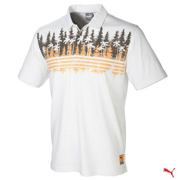 PUMA GOLF Pines Polo 高爾夫球系列短袖 RICKIE 578189 02