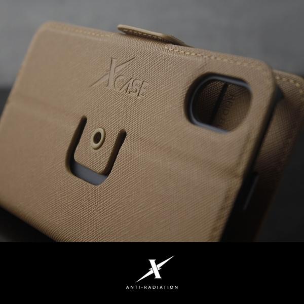 X-Shell 360° iPhone XR 防電磁波手機皮套
