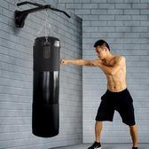 拳擊沙袋架子家用散打吊式沙包 牆體健身引體向上器室內單杠igo  晴光小語