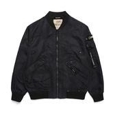 National Geographic 男 BOMBER JKT 飛行夾克 碳黑 N191MJP020198【GO WILD】