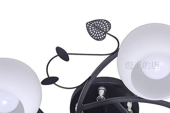 燈飾燈具【燈王的店】設計師新款 半吸頂燈3燈 客廳燈 餐廳燈 房間燈 書房燈  (DM商品) ☆1286/3