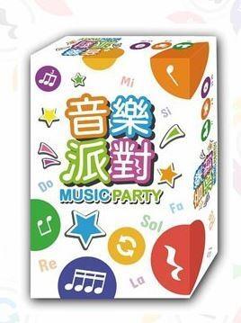 『高雄龐奇桌遊』 音樂派對 Music Party 繁體中文版 正版桌上遊戲專賣店