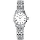 浪琴LONGINES律雅系列優雅時尚腕錶  L43604116