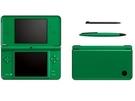 NDSi LL 主機 (新款綠色)+水晶殼+保護貼 送薩爾達觸控筆