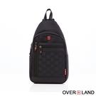 OVERLAND - 美式十字軍 - 格紋造型兩用後背胸包 - 5154