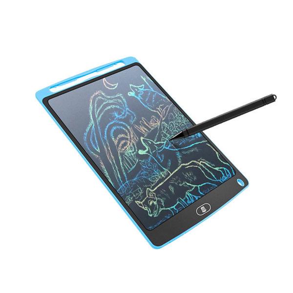 彩色 液晶 手寫板 10吋 兒童 繪畫 塗鴉 電子黑板 光能寫字板 畫畫板