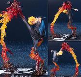 (現貨)海賊王 Figuarts Zero - 香吉士 惡魔風腳 畫龍點睛 手辦 模型 公仔
