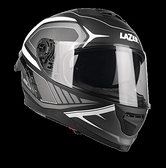 LAZER安全帽,Rafale,HEXA/消光黑白