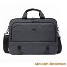 雙色防水面料 / 貼身防盜隔層 附減壓式背帶與行李箱固定帶 9吋平板16吋筆電專屬收納
