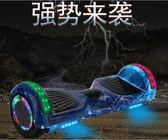 智慧電動兒童自平衡車雙輪思維車成人體感車小孩兩輪扭扭車帶扶桿    《圓拉斯3C》