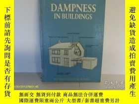 二手書博民逛書店Dampness罕見in BuildingsY346464 Ol