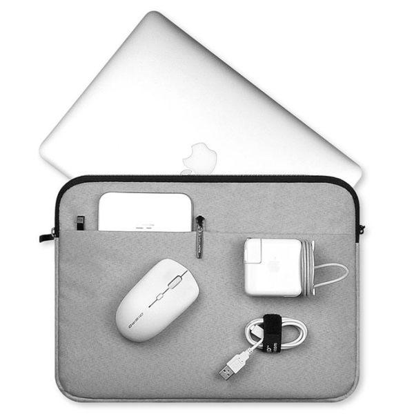 筆電包 蘋果小米筆記本電腦包15.6/14內膽包air13pro/13.3寸12男女保護套【快速出貨八折優惠】
