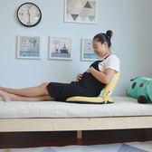 哺乳椅床上靠背椅 兒童懶人小沙發 可拆洗喂奶椅月子護腰喂奶神器【奇貨居】