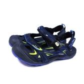 G.P 阿亮代言 運動型 涼鞋 護趾 深藍色 男鞋 G1642M-26 no461
