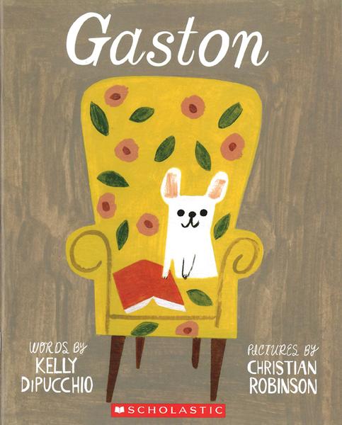 【麥克書店】GASTON/ 英文繪本 《主題: 自我認同 Respect Yourself》