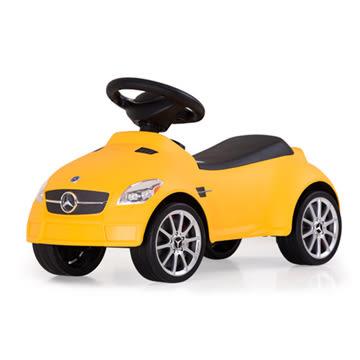 保時捷 Porsche 911寶貝嚕嚕車-黃色