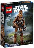 【LEGO樂高】STAR WARS Chewbacca 丘巴卡 75530  星際大戰