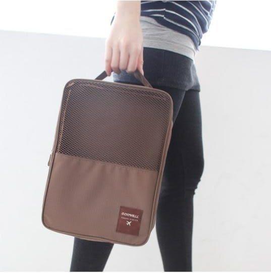 新款 旅行收納鞋袋(三雙鞋) 韓 法蒂希monopoly多功能內衣收納包整理包【D1010】