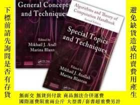 二手書博民逛書店Algorithms罕見And Theory Of Computation Handbook, Second Ed