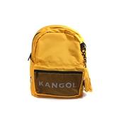 KANGOL 後背包 黃色 6125174060 noC75