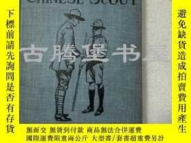 二手書博民逛書店1922年英文罕見  The Story of a Chinese Scout 中國童子軍的故事Y183807