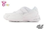 日本瞬足童鞋 全白運動鞋 全白學生鞋 皮革 爆發力 競速 慢跑鞋 運動鞋 G7777#白色◆OSOME奧森鞋業