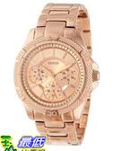 [美國直購 USAShop] 手錶 GUESS Women s U0235L3 Watch $6051