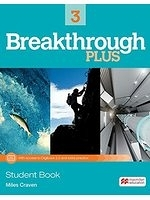 二手書博民逛書店《Breakthrough Plus Student s Book + Digibook Pack Level 3》 R2Y ISBN:9780230438262